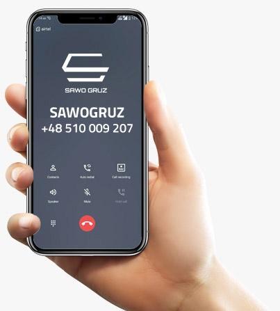 zamów online kontener - przez telefon